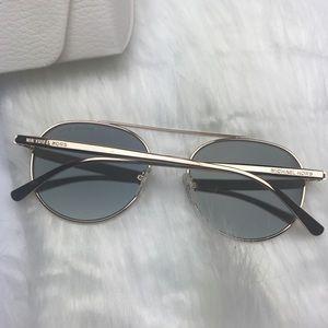 6bd6a7cd4 Michael Kors Accessories - NWT! Michael Kors Lon Rounded Aviator Sunglasses.